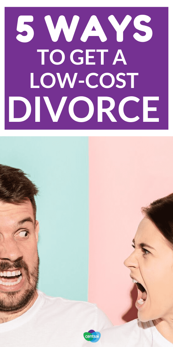 5 Ways to Lower the Cost of Divorce. The cost of divorce is often high, but it doesn't have to be. Check out these advice and tips how to have a low-cost divorce options that make the process more affordable! #checklist #forwomen #surviving #tips