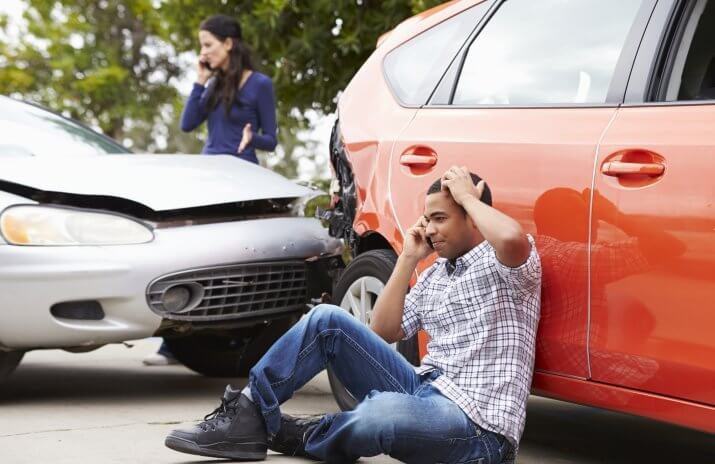 Car Accident Trauma: The Money Lessons I Learned From My Crash - emotional trauma after a car accident - stress after car accident