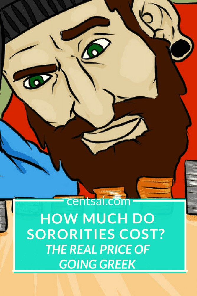 How Much Do Sororities Cost? The Real Price of Going Greek. For many, Greek life is an essential part of the college experience. But how much do sororities cost? It may be more than you think.