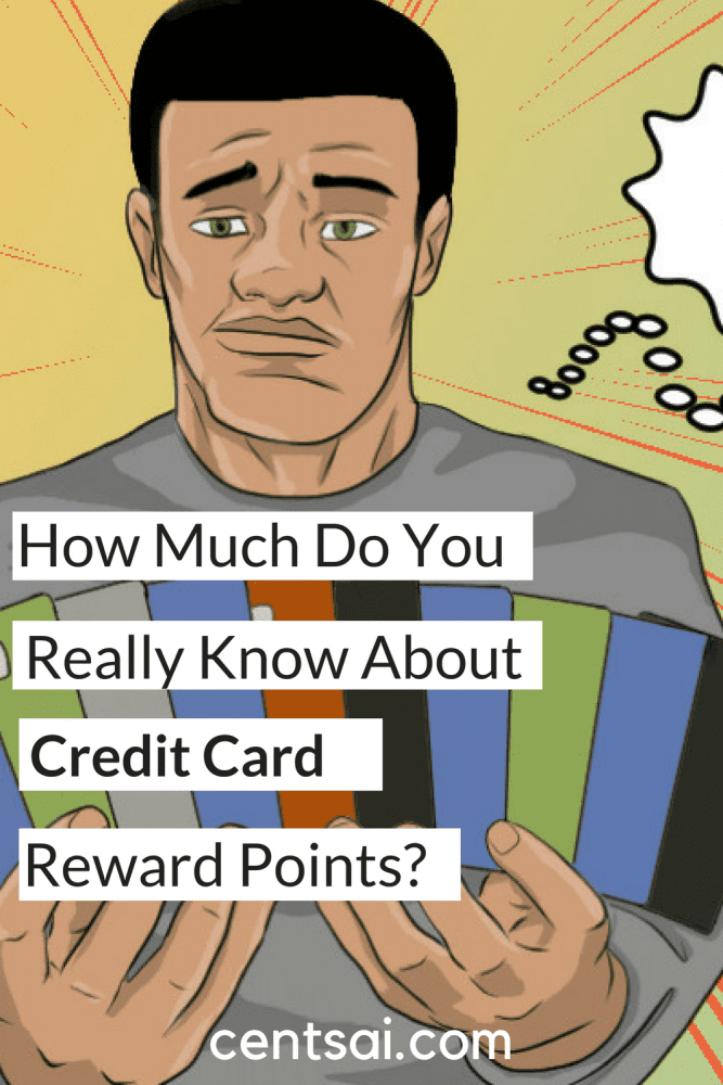 How Much Do You Really Know About Credit Card Reward Points? This is very helpful post! Earning credit card points seems awesome, right? Not so fast. Do your research to make sure that your card is helping you more than it hurts.