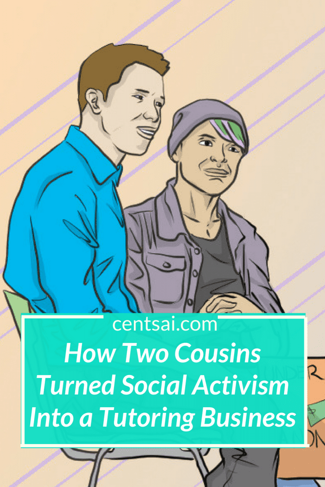 How Two Cousins Turned Social Activism Into a Tutoring Business. Starting a #tutoringbusiness is hard – especially while keeping your full-time job. But when these cousins saw the need for one, they jumped.