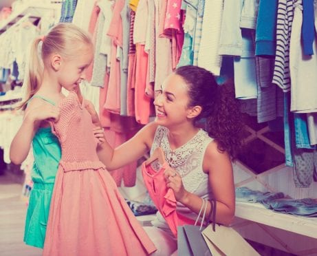What to Do About Back-to-School Clothes
