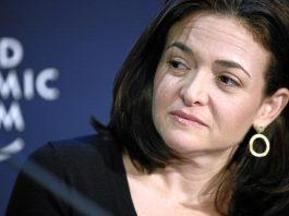6 Famous Female Philanthropists You Should Know About - Sheryl Sandberg