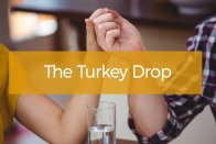 The Turkey Drop Frontier for Investments - efficient frontier