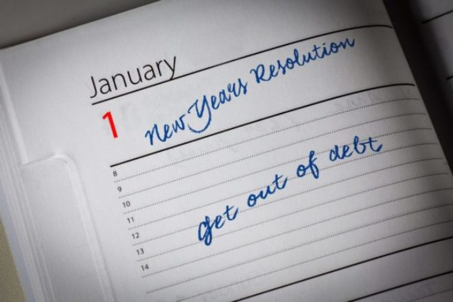 The Top New Year's Resolutions for 2021
