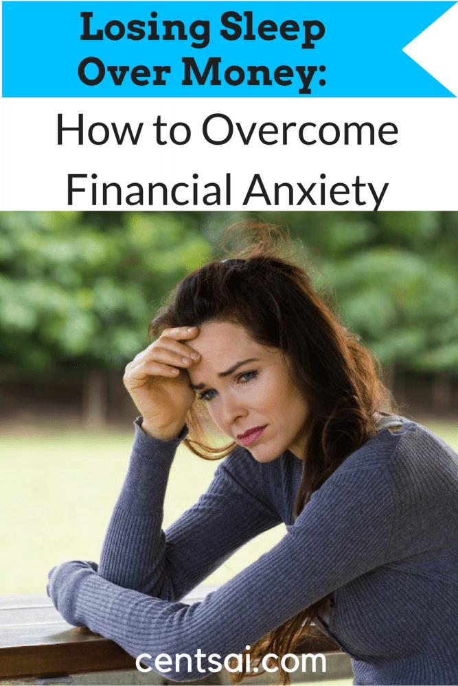 Losing Sleep Over Money: How to Overcome Financial Anxiety. Many people struggle to overcome their financial fears. Kara Stevens certainly did! Check out her advice for how to deal with money anxiety.