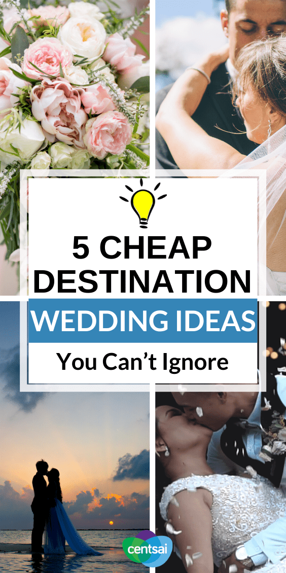 You've found the one, but more importantly, have you found the place that won't break the bank? Love is much easier when you're not broke. Follow these simple planning and ideas how to have a frugal wedding. #CentSai #frugaltips #cheap #simple #frugalideas #weddingonabugdet
