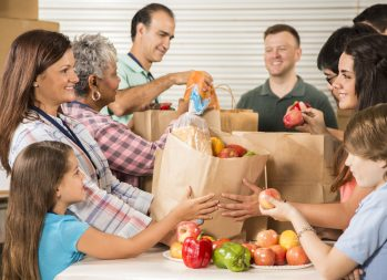 How Do Food Banks Work? My Family's Story - Using a food bank