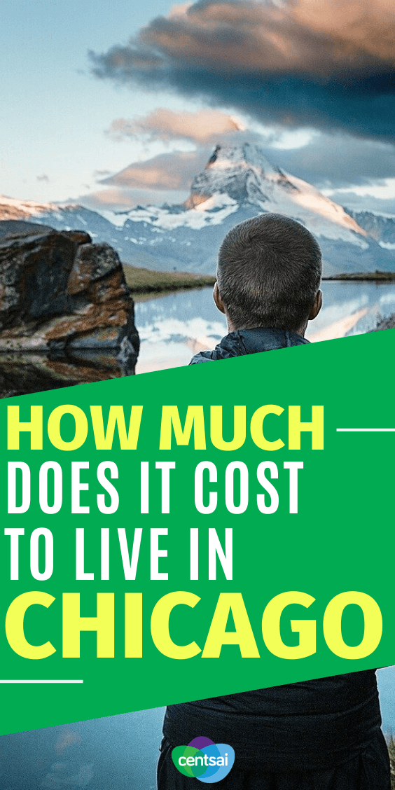 The cost of living in Chicago is among the most expensive in the U.S. So what do you do if you're on a budget? Here are ways you can reduce your cost of living in Chicago. #Costoflivingcomparison #CentSai #Frugallivingtips #Frugallivingextreme #CentSai
