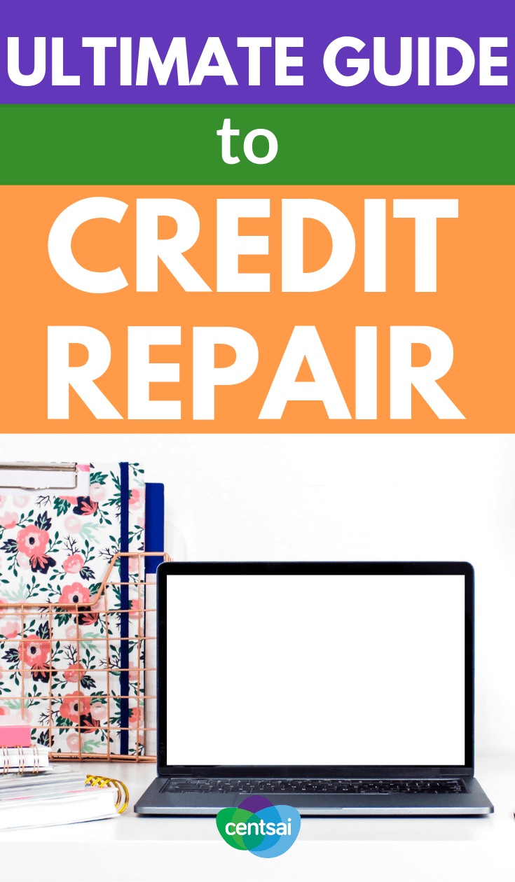 Need help repairing your credit?