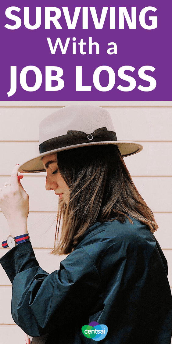What should you do if you suddenly loss a job? Check out how to survive and follow these encouragement seven essential steps to recovery and get yourself back on track after you lose your job. #CentSai #surviving #jobloss #tips