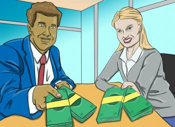 What Is a Cash Advance and How Does It Work? - art by Jonan Everett