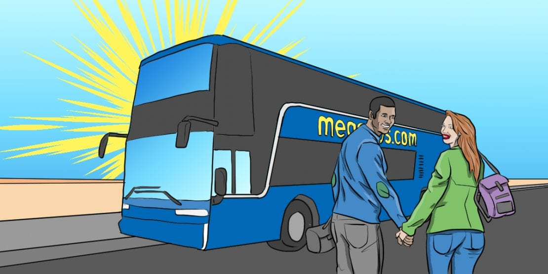 Megabus Review: A Ticket to Affordable Travel?   CentSai