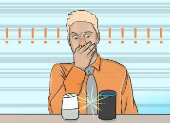 Google Home vs. Amazon Echo: Is a Digital Assistant Worth It? - art by Jonan Everett