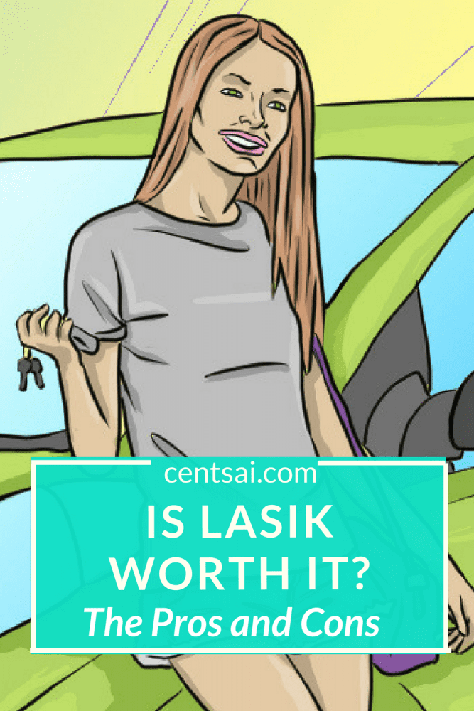 Is LASIK Worth It? The Pros and Cons. So is LASIK worth it? Learn about the pros and cons of the procedure — and how to save money on it.