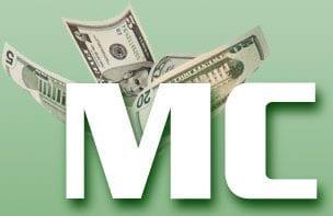 money crashers logo - square, big