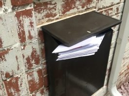 What Happens If You Don't File Taxes? | Mailbox photo by Rita Pouppirt