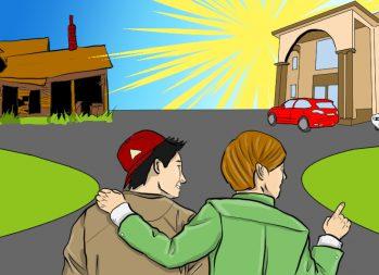 Do I Need a Financial Adviser? Tips for Broke Folks | Art by Jonan Everett