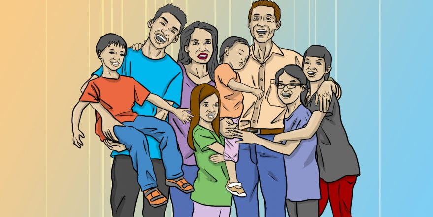 Large-Family Budget: How to Save, Even With 6 Kids