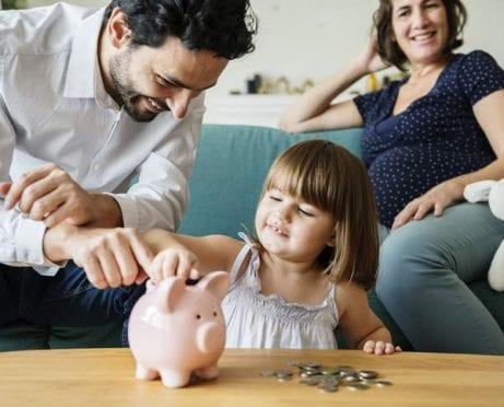 Rhonda Paul Ashburn: Childhood Savings Lessons