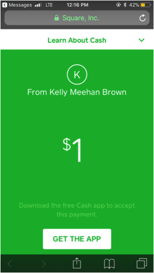 What's the Best Money-Transfer App for You? | Kelly's Square Cash Screen Shot