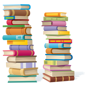 Books upon books!