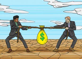 salary negotiation tips art by jonan everett