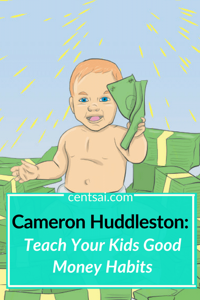 Cameron Huddleston: Teach Your Kids Good Money Habits. Not sure how to start teaching kids about money? Personal finance expert and columnist Cameron Huddleston has some tips. Check'em out. #children #money #moneymatters #parentingtips #goodmoneyhabits