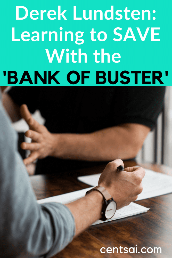 Derek Lundsten: Learning to Save With the'Bank of Buster'. Derek Lundsten, CEO of the mobile learning enterprise Scrimmage, talks childhood money lessons and shares tips for teaching kids about money. #moneylessonsforkids #moneylessons #personalfinance