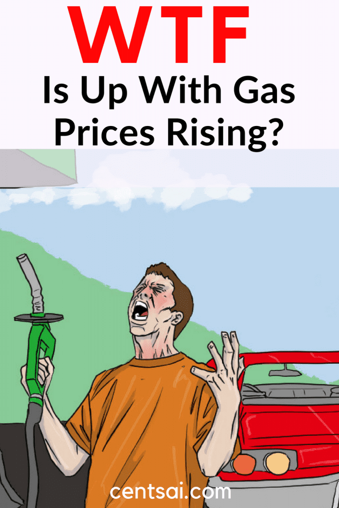 WTF Is Up With Gas Prices Rising? Remember when gas cost less than $2 a gallon? That was nice. So why are gas prices going up again? Read and learn, friends — read and learn. #transportation #costofliving