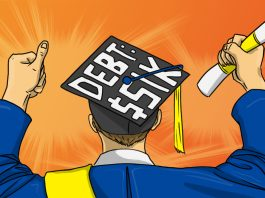 The Lowdown on Federal Student Loan Entrance Counseling | art by Jonan Everett