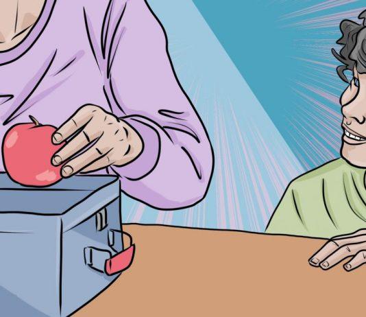 7 Fun, Cheap Lunch Ideas for Kids and Adults - art by Jonan Everett