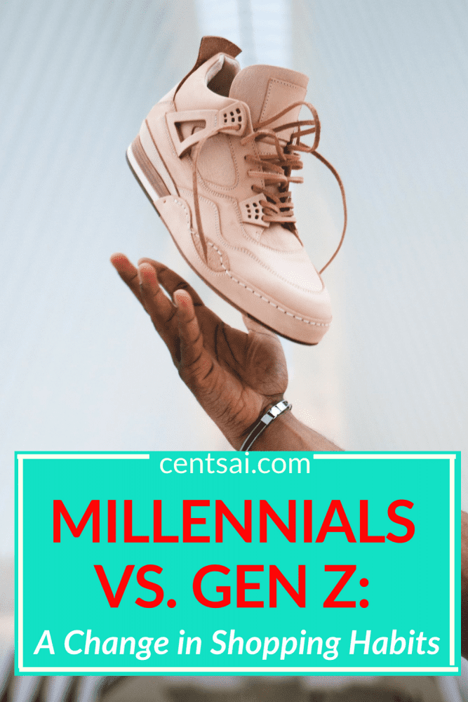 "Millennials vs. Gen Z: A Change in Shopping Habits. Gen Zers have been called ""millennials on steroids,"" but what does that even mean? Learn how the two generations compare. The answers may surprise you. #millmennials #shoppinghabits #lifestyle"