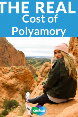 5 People Reveal the Real Cost of Polyamory. Ever wonder what polyamory is like? Check out these stories of polyamorous relationships, what they cost, and how people make them work. #polyamoryrelationship #polyamory