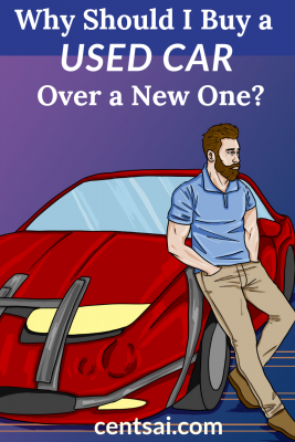 Why Should I Buy a Used Car Over a New One? Need a way to get around, but worried about high car costs? Learn why and how to buy a used car both you and your wallet will love. #carcosts #transportationblogs #savingtips #savings #savemoney