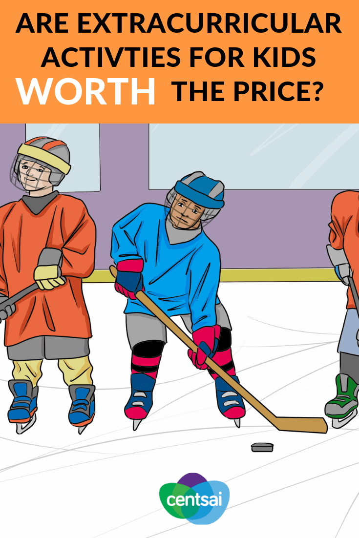 Are Extracurricular Activties for Kids Worth the Price? All those camps and afterschool programs cost an arm and a leg. So are extracurricular activities for kids really worth it? Get the lowdown. #extracurricularactivies