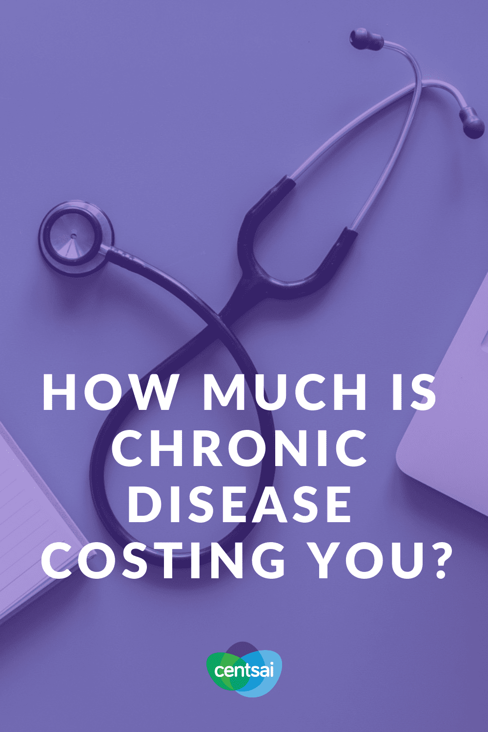 How Much Is Chronic Disease Costing You? If you have a chronic illness, your health might not be the only things in flux. So might your wallet. Learn the cost of chronic disease in the U.S. #chronicillness #disease #health #medicalcosts