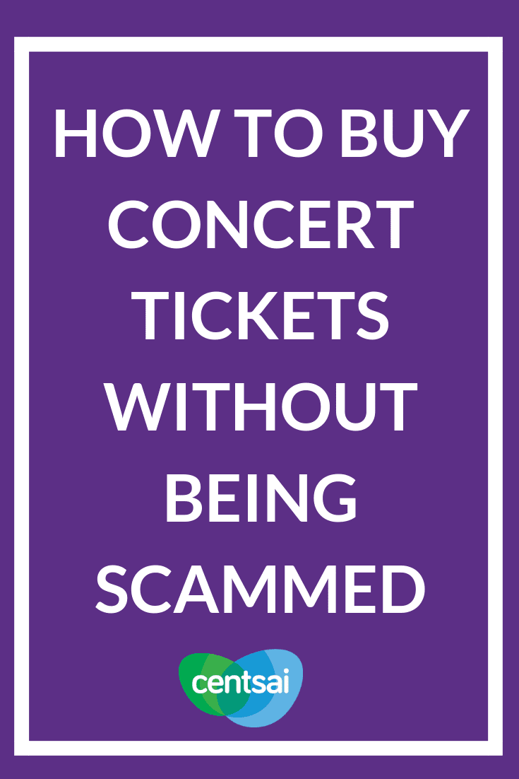 How to Buy Concert Tickets Without Being Scammed. Want to see your favorite band without paying a fortune? Check out this guide and learn how to buy concert tickets the smart way. #entertainment