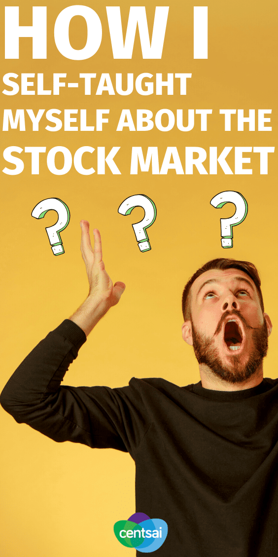How I Self-Taught Myself About the Stock Market. This post is perfect for beginners, we have some tips and Resources like the Motley Fool can help you with understanding the stock market. Learn how. #CentSai #investment #stockmarket #investing #investingstockmarket