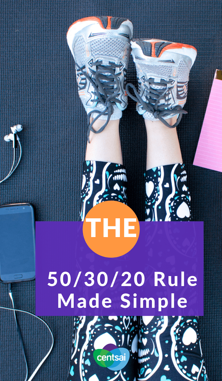 The 50/30/20 Rule Made Simple. Is budgeting a pain in the butt? We know the feeling. But don't give up: Learn how the 50/30/20 rule for budgeting can help make it easier. #financialplanning #saving #savingtips #moneymatters #moneymatters