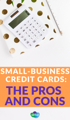 Small Business Credit Cards The Pros And Cons Centsai