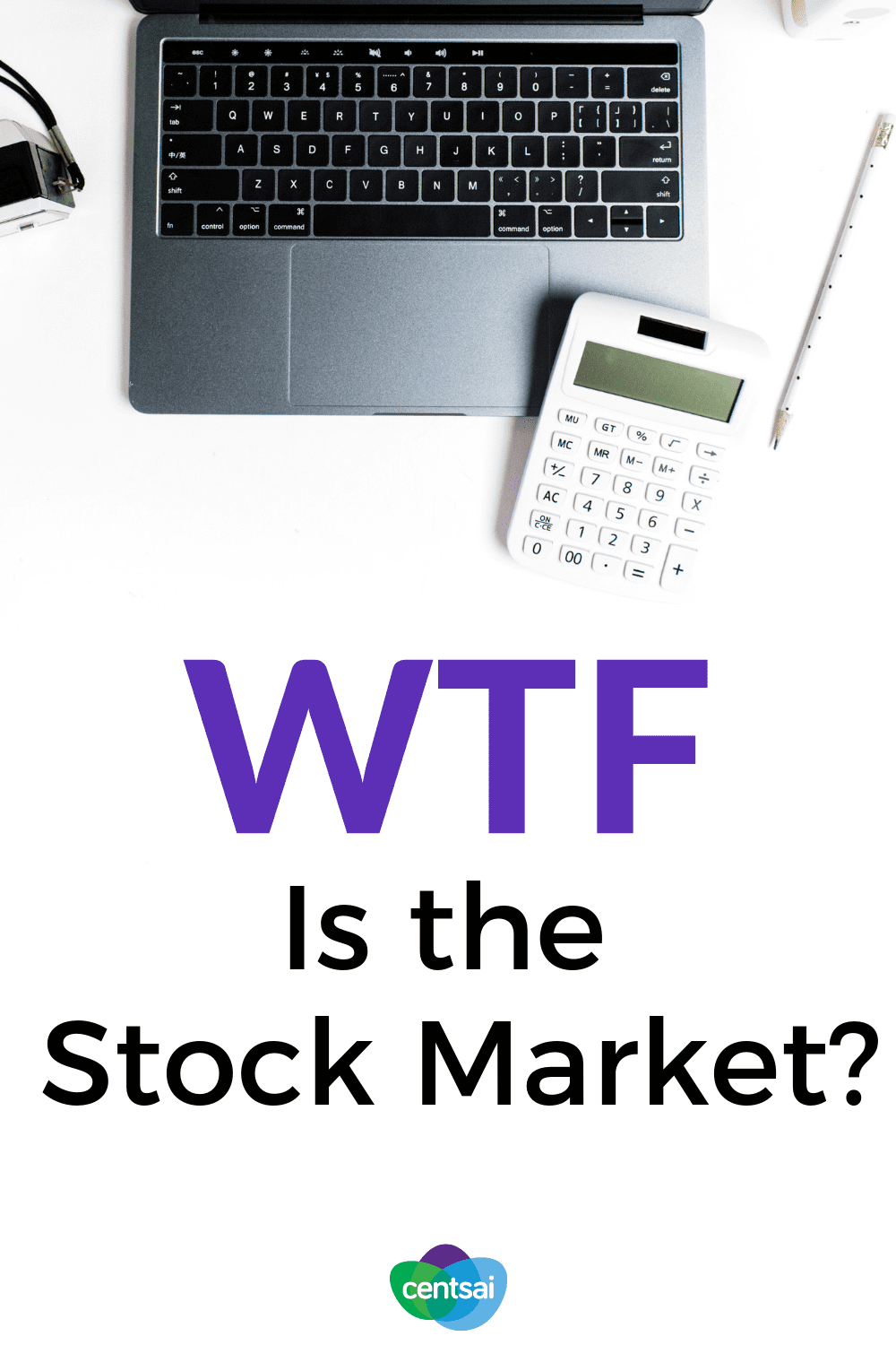 WTF Is the Stock Market? You've heard stories of stock investments making people rich, but what is the stock market, really? And how does it work? Read and learn. #investing #stockmarket #investments