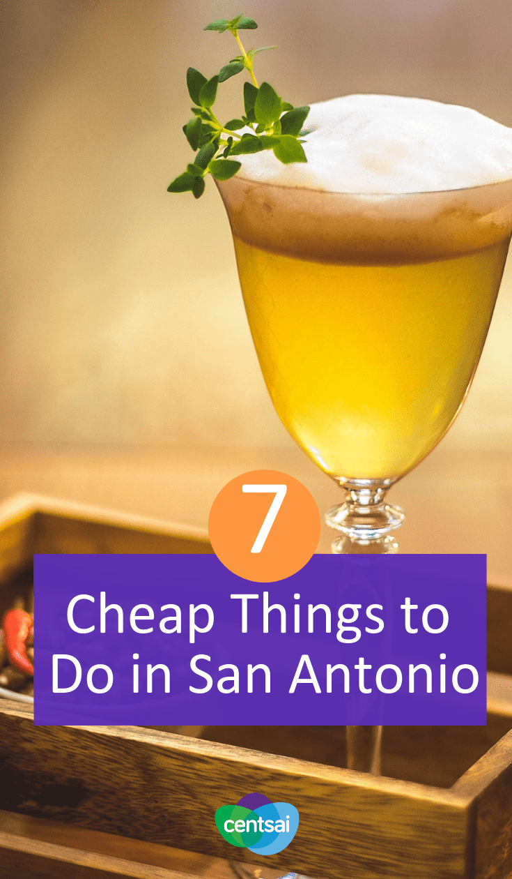 7 Cheap Things to Do in San Antonio. Ever wanted to visit the Alamo? Or enjoy the gorgeous sights that Texas has to offer? Then check out these cheap things to do in San Antonio. #travel #shopping #vacation