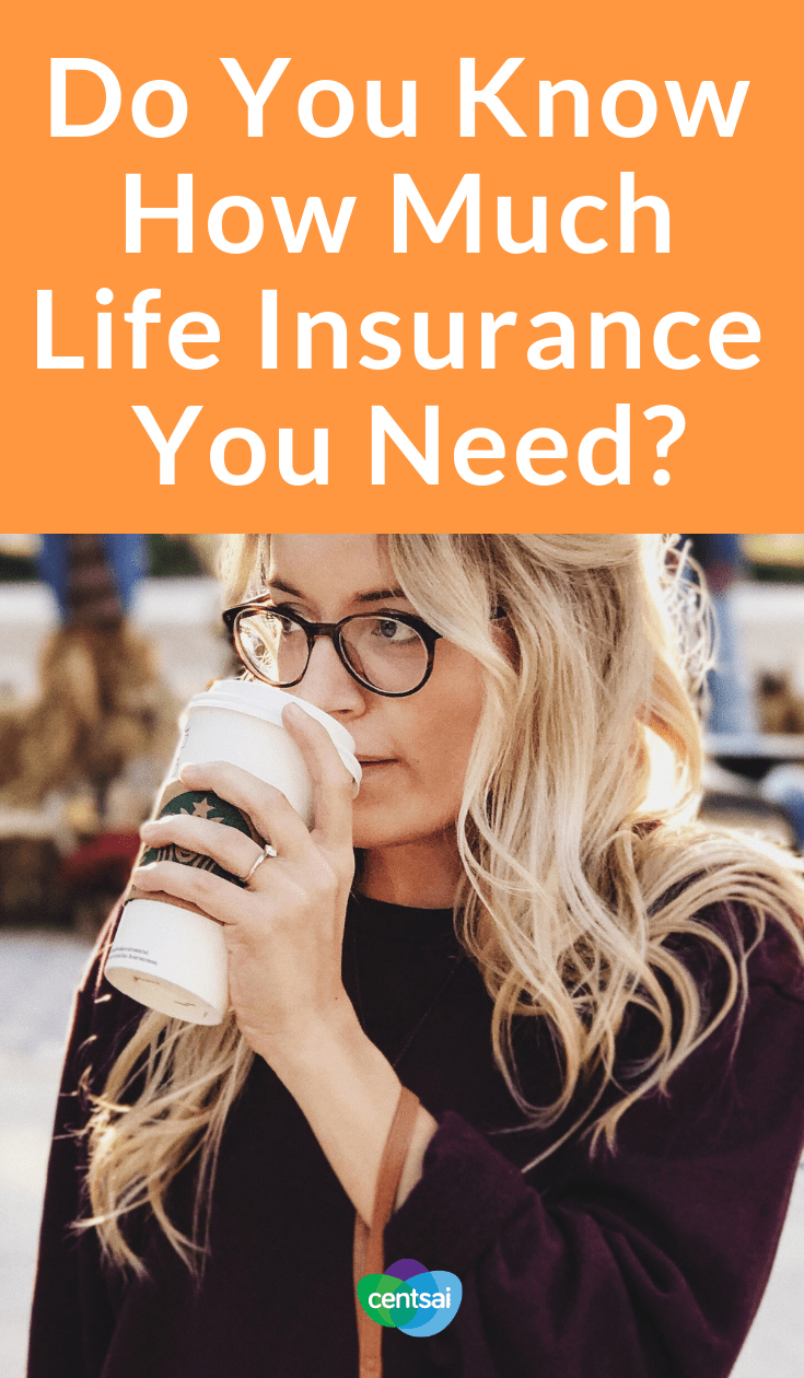 Do You Know How Much Life Insurance You Need? So you've decided to get life insurance, but how much life insurance should you have, exactly? Learn how to figure out the right amount. #lifeinsurance #personalfinance