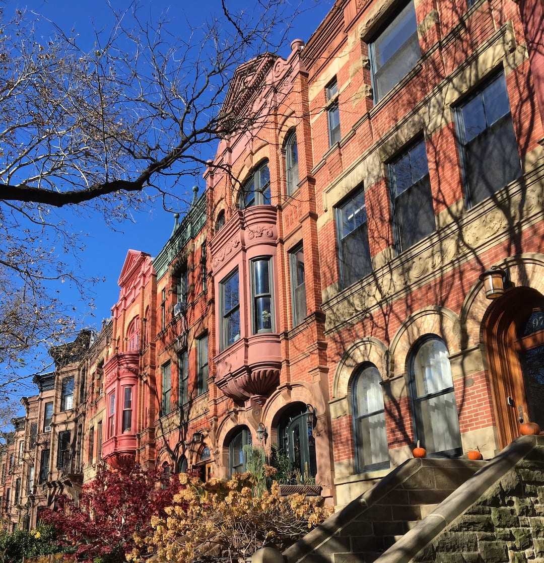 Fixed-Rate vs. Adjustable-Rate Mortgage: Which Is Right for You? | Brownstones in Park Slope | Photo by Emma Finnerty