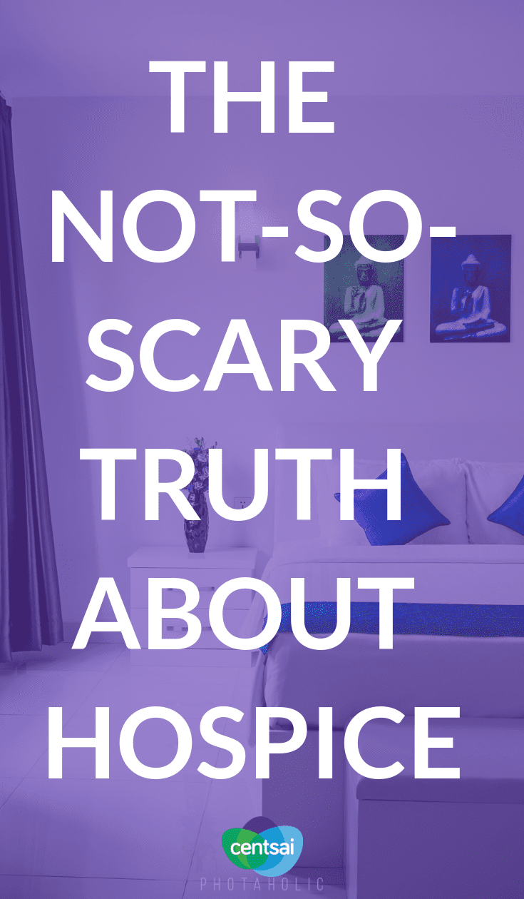 The Not-So-Scary Truth About Hospice. What Is #Hospice, and Is It a Good Idea? The Not-So-Scary Truth. We all die at some point. Have you thought about how you want to spend your last months? Hospice might be able to help. Learn what it is. #financialplanning #moneymatters #moneytips