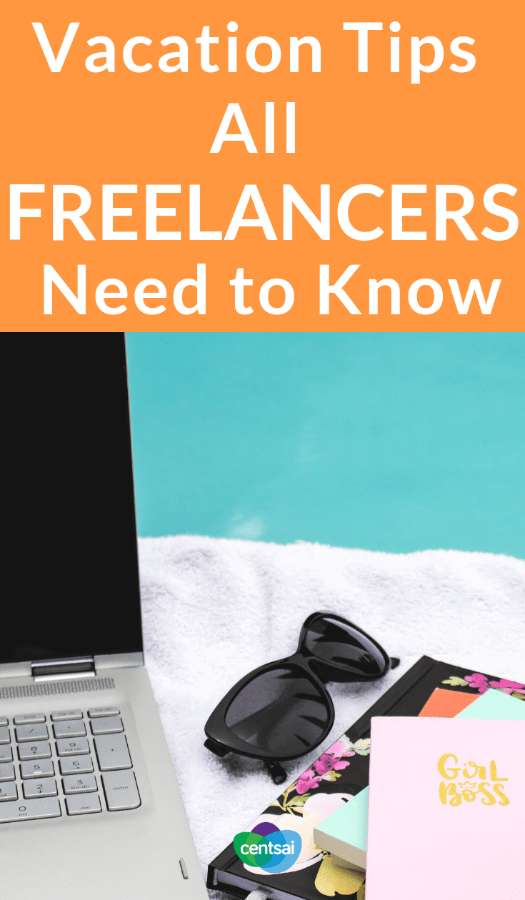 Vacation Tips All Freelancers Need to Know. Struggling to find your self-employed work-life balance? Check out our #vacationtips for #freelancers before you suffer from burnout. #freelancertips #vacationtipshacks #vacationtips
