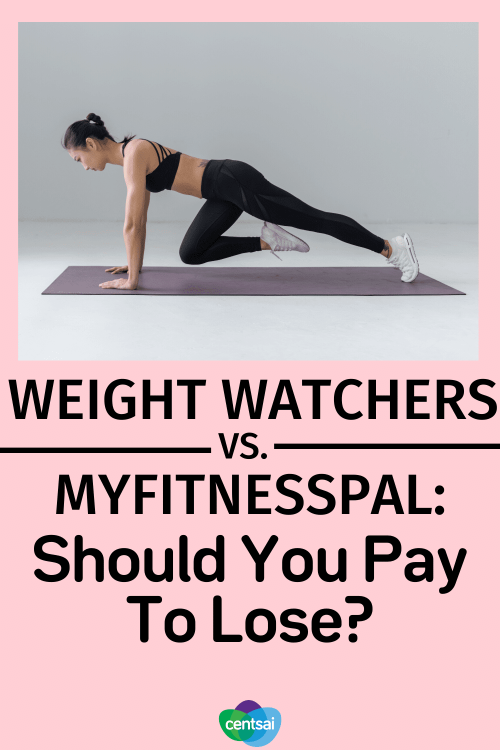 Weight Watchers VS My Fitness Pal Should You Pay to Lose