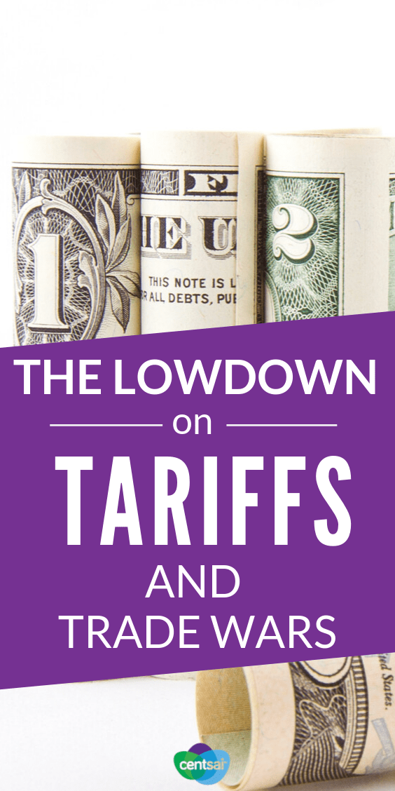 The Lowdown on Tariffs and Trade Wars. All the hubbub about #tariffs and #tradewars can get confusing, but we have you covered. Get the lowdown on what they are and why they matter. #tariffsnews #tips