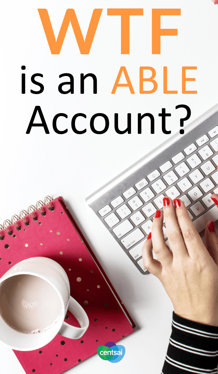 What Is an ABLE Account? If you or a family member has a disability, you should set aside money for future care. Learn what an ABLE account is and how it can help. #account #savings